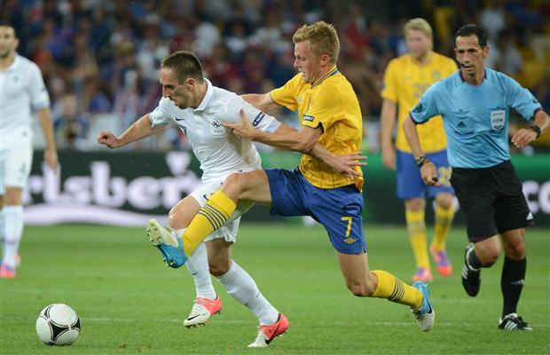 SwedenvsFrance